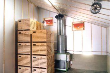 Unidad compacta móvil de refrigeración