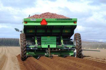 MS 4000 Structural plantadoras de correas: ¡la plantadora de papas más rápida del mundo!